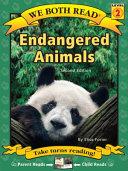 Endangered Animals Book