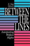 Between the Lines Pdf/ePub eBook