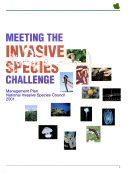 Meeting the Invasive Species Challenge