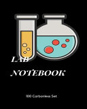 Lab Notebook 100 Carbonless Set