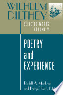 Poetry And Experience