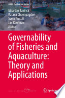 Governability of Fisheries and Aquaculture  Theory and Applications