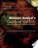 Malware Analyst s Cookbook and DVD Book