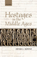 Pdf Hostages in the Middle Ages
