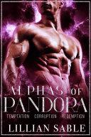 Alphas of Pandora Book
