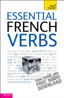 Essential French Verbs: Teach Yourself