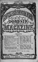 The Englishwoman's Domestic Magazine ebook