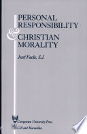 Personal Responsibility and Christian Morality Book
