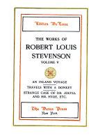 The Works of Robert Louis Stevenson