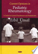 Current Opinions In Pediatric Rheumatology Book PDF