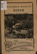 Wisconsin Wildlife  birds