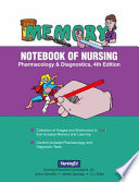 Memory Notebook of Nursing Pharmacology and Diagnostics