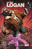 Wolverine  Old Man Logan Vol  8