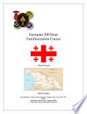 U S  Army Special Forces Language Visual Training Materials   GEORGIAN   Plus Web Based Program and Chapter Audio Downloads Book