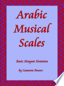Arabic Musical Scales
