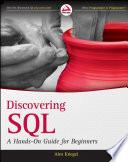 Discovering Sql Book PDF