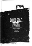 Download Lone Star Rebel Book