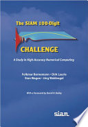 The SIAM 100-digit Challenge