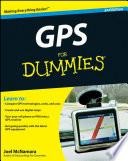 """GPS For Dummies"" by Joel McNamara"