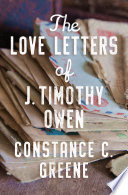 The Love Letters Of J Timothy Owen