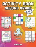 Activity Book Second Grade