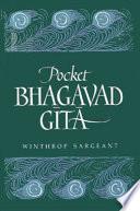 Pocket Bhagavad Gita Book PDF