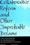 Collaborative Reform and Other Improbable Dreams Pdf/ePub eBook