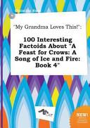 My Grandma Loves This  Book