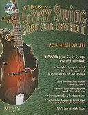 Gypsy Swing   Hot Club Rhythm II for Mandolin