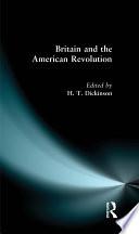 Britain and the American Revolution