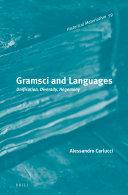 Gramsci and Languages