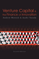 Venture Capital and the Finance of Innovation, 2nd Edition [Pdf/ePub] eBook