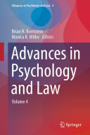 Pdf Advances in Psychology and Law