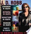 J.D. Robb THE IN DEATH COLLECTION Books 11-15 image