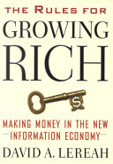 The Rules for Growing Rich