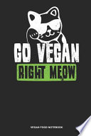 Vegan Food Notebook