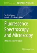 Fluorescence Spectroscopy and Microscopy