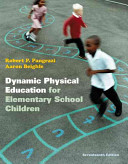 Cover of Dynamic Physical Education for Elementary School Children