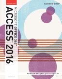 Illustrated Microsoft Office 365   Access 2016  Intermediate