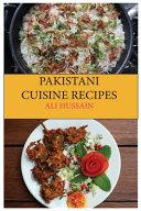 Pakistani Cuisine Recipes
