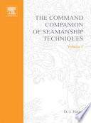 The Command Companion Of Seamanship Techniques