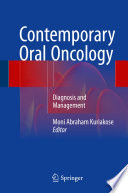 Contemporary Oral Oncology