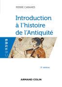 Pdf Introduction à l'histoire de l'Antiquité - 5e éd. Telecharger