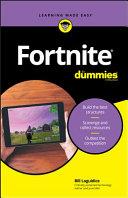 Fortnite For Dummies [Pdf/ePub] eBook