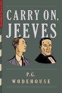 Carry On, Jeeves (Illustrated) Pdf/ePub eBook