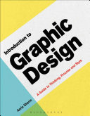 link to Introduction to graphic design : a guide to thinking, process & style in the TCC library catalog