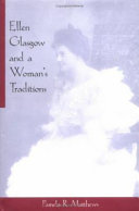 Ellen Glasgow and a Woman s Traditions