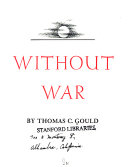 Without War