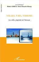 Pdf Villes, vies, visions Telecharger
