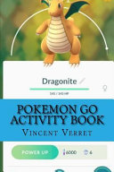 Pokemon Go Activity Book